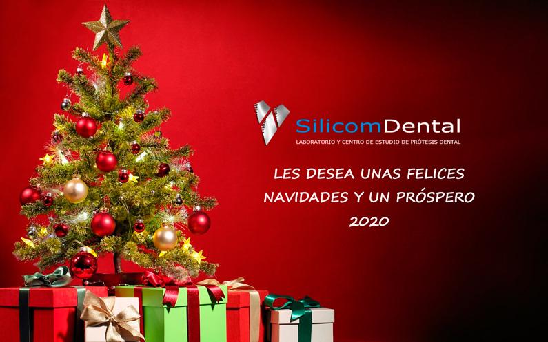 ¡¡ Feliz Navidad y Próspero 2020!!